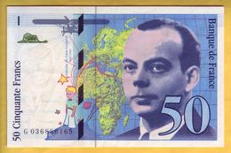 BILLET FRANCAIS - 50 Francs Saint Exupéry 1997 SUP+ - 1992-2000 Last Series