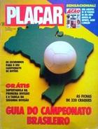 PLACAR (BRÉSIL) 1990 GUIDE OF BRAZILIAN CHAMPIONSHIP - Books, Magazines, Comics