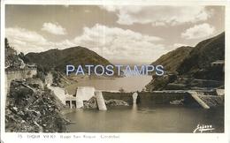 72348 ARGENTINA CORDOBA LAGO SAN ROQUE DIQUE VIEJO PHOTO NO POSTAL TYPE POSTCARD - Fotografie