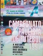 GUIDE DU CHAMPIONNAT PAULISTA (BRÉSIL) 1997 - Livres, BD, Revues