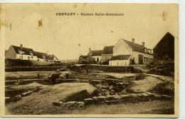 18 - DREVANT - Ruines Gallo Romaines - Autres Communes