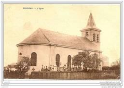 ROSSIGNOL ..-- L´ Eglise . 1936 Vers SAINT - GILLES ( Frère BERNARDIN , Mariste )  . Voir  Texte Verso . - Tintigny