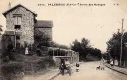 Route Des Granges. - Palaiseau