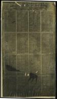 Dépêche télégraphique sur micro film par Pigeon, T.B.