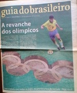 FOLHA DE S.PAULO (BRÉSIL) 1996 GUIDE OF BRAZILIAN CHAMPIONSHIP - Books, Magazines, Comics