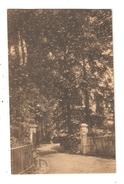 CPA LAUSANNE Collège Champittet Terrasse Parc  Entrée - VD Vaud