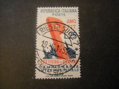 TRIESTE - AMGFTT. 1952, FIERA DI PADOVA, Usato, TB - 7. Triest