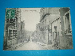 """44 ) Nantes Chantenay - N° 19 - Rue De La Montagne """" Descente """" - Année 1910 - EDIT - Chapeau - Nantes"""