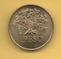 GUINEA BISSAU - 1 Peso 1977 KM18 - Guinea Bissau