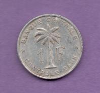 CONGO BELGA - 1 Franc 1957 - 1951-1960: Baudouin I