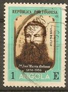 ANGOLA 1957 J.M. Antunes - Angola