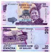 Malawi - 20 Kwacha 2016 (UNC) - Malawi