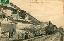 VERNONNET(GARE) TRAIN - France