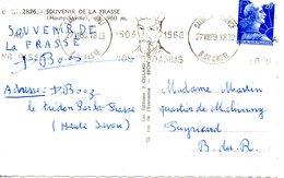 FRANCE. Flamme De 1959 Sur Carte Postale. Nostradamus. - Beroemde Personen