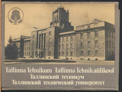 °°° 4842 - TALLINN TECHNICAL COLLEGE UNIVERSITY °°° - Estonia