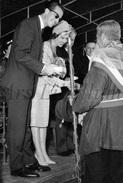 Post Card / ROYALTY / Belgium / Belgique / Reine Fabiola / Koningin Fabiola / Koning Boudewijn / Roi / Turnhout / 1964 - Turnhout
