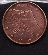 2009 -5c Slovakia - Slovakia