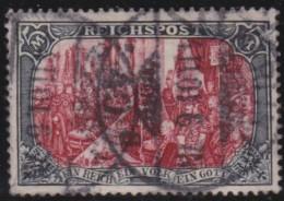 Deutsches Reich   .   Michel   .     81A     .          O    .         Gebraucht - Allemagne