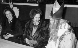 Post Card / ROYALTY / Belgium / Belgique / Reine Fabiola / Koningin Fabiola / Hasselt / 1963 / Sinterklaas - Hasselt