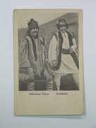 UKR 318 Bukowina Costume 1920 - Ucraina