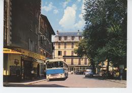 BARCELONNETTE - Place Manuel (autobus ) - Barcelonnetta