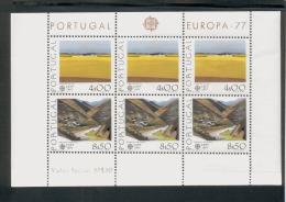 CEPT Landschaften / Landscape Portugal Bock 20 ** Postfrisch - 1977