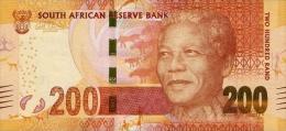 SOUTH AFRICA P. 142 200 R 2013 UNC - Suráfrica