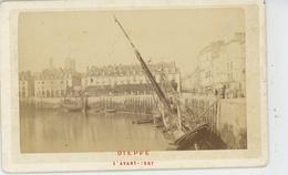"DIEPPE - L'Avant Port ( Bateau ""ELISA "") - Dieppe"