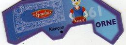 Magnets Magnet Le Gaulois Departement France Costume 61 Orne - Tourisme