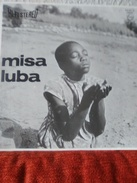 """ Misa Luba. Misa Criolla "" Disque Vinyle 33 Tours - Religion & Gospel"