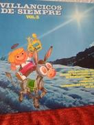 """"""" Villancicos De Siempre """" Disque Vinyle 33 Tours - Christmas Carols"""
