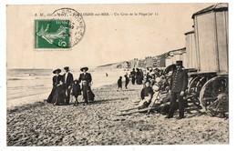 62 - BOULOGNE-SUR-MER . UN COIN DE LA PLAGE - Réf. N°2432 - - Boulogne Sur Mer