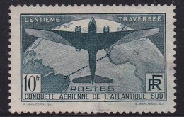 FRANCE TIMBRE NEUF(*) N° 321 TBE 1936