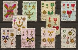 ANGOLA 1967 Decorations - Angola