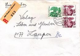R-Brief Von Wangen Bei Dübendorf (br0831) - Schweiz