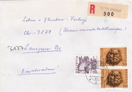 R-Brief Von Meilen (br0837) - Switzerland
