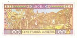 GUINEA P. 35a 100 F 1998 UNC - Guinea