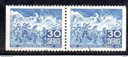 R88 - SVEZIA 1957 , Unificato Coppiola N. 414d  Usati
