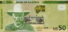 NAMIBIA P. 13 50 D 2012 UNC - Namibia