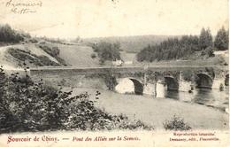 Chiny. Pont Des Alliers Sur La Semois - Chiny