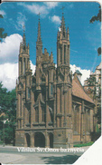 LITHUANIA(Urmet) - Vilnius Cathedral, Used - Landschappen