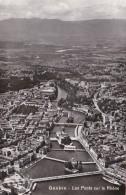 Switzerland Geneve Les Ponts sur le Rhone Photo