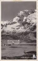 Switzerland Simplon Hospice Photo - VS Valais