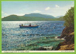 Fishing On Lough Corrib. Co. Galway - Galway