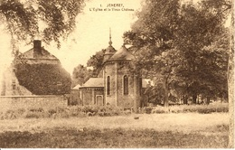 Jeneret - Jenneret (Durbuy). L'Eglise Et Le Vieux Château. - Durbuy