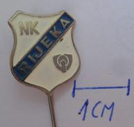 NK RIJEKA Croatia  FOOTBALL CLUB, SOCCER / FUTBOL / CALCIO PINS BADGES P2 - Football