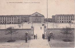 CPA Châlons-sur-Marne - Caserne Du 106e D'Infanterie - 1919 (28729) - Châlons-sur-Marne