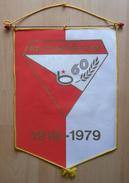 NK BELISCE Croatia FOOTBALL CLUB, SOCCER / FUTBOL / CALCIO,  OLD PENNANT, SPORTS FLAG - Uniformes Recordatorios & Misc