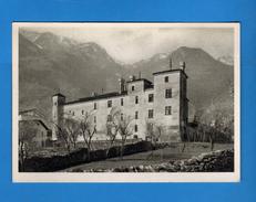 Valle D'Aosta - ISSOGNE - Maniero Di Issogne  .  Non Viaggiata.  Vedi Descrizione.  (F) - Italia