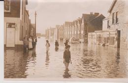 FLOODS DEVONSHIRE RIVER EXE EXMOUTH    GRAN BRETAÑA .REINO UNIDO,INGLATERRA Press Fotos - Luoghi